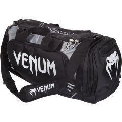 Спортивная сумка Venum Trainer Lite black - gray