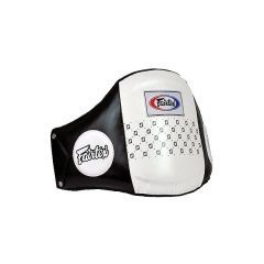Пояс тренера Fairtex BPV1 black - white
