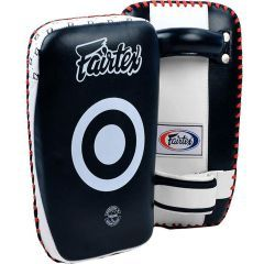 Тайпэды Fairtex KPLC1 black - white
