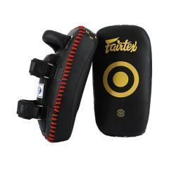 Тайпэды Fairtex KPLC5 black - gold