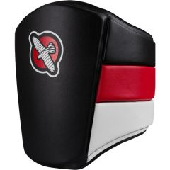 Тренерский пояс Hayabusa Elevate black - white - red