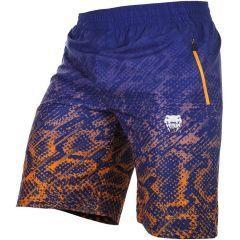 Спортивные шорты Venum Tropical blue - orange