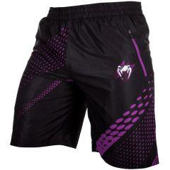 Спортивные шорты Venum Rapid black - purple