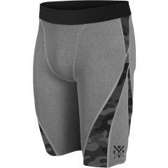 Компрессионные шорты Wicked One compressor gray and camo