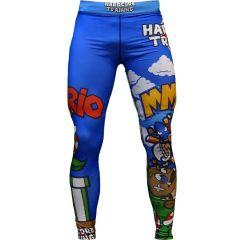 Компрессионные штаны Hardcore Training MMArio