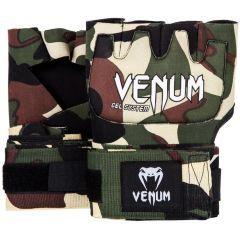 Гелевые боксерские бинты Venum Kontact камуфляж