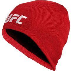 Шапка Reebok UFC красная