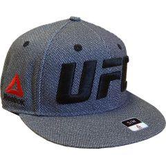 Бейсболка Reebok UFC серая