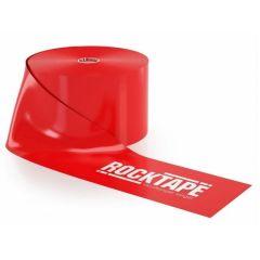 Rocktape Эластичная лента RockBand RX, 45м x 12см x 0.6мм, - красная