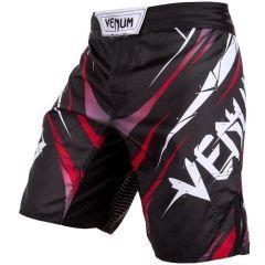 ММА шорты Venum Exploding - черный/красный