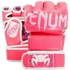 МMA перчатки Venum Undisputed 2.0 - розовый