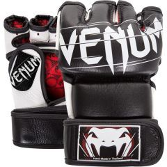 МMA перчатки Venum Undisputed 2.0 - черный/белый/красный