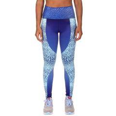 Женские компрессионные штаны Venum Dune - синий