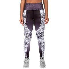 Женские компрессионные штаны Venum Dune - черный/белый