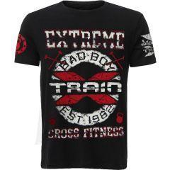 Футболка Bad Boy Train - черный/красный