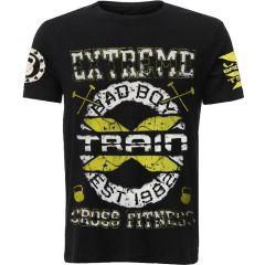 Футболка Bad Boy Train - черный/желтый