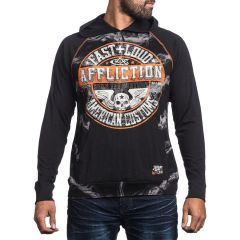 Худи Affliction AC Volume