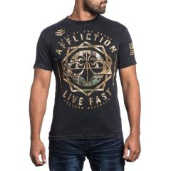 Футболка Affliction Brave Defender