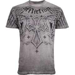 Футболка Affliction Dark Attack
