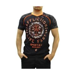 Футболка Affliction Athletic Army