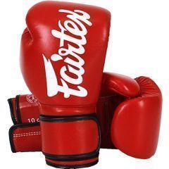 Боксерские перчатки Fairtex BGV-14 - красный