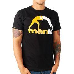Футболка Manto Classic - черный