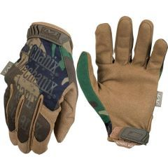 Перчатки Mechanix The Original Woodland Camo