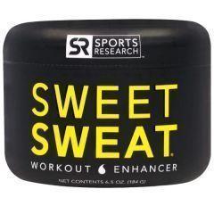 Разогревающая мазь для похудения Sweet Sweat Jar