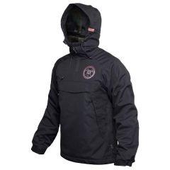 Куртка (анорак) на флисе Варгградъ - черный