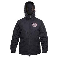 Куртка на флисе Варгградъ - черный