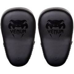 Тайпэды Venum Elite Small Kick Pads - черный/серый