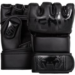 МMA перчатки Venum Undisputed 2.0 - черный