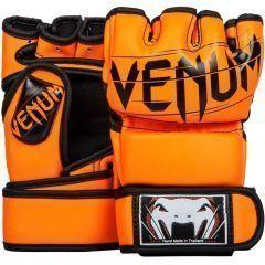 МMA перчатки Venum Undisputed 2.0 - оранжевый/черный