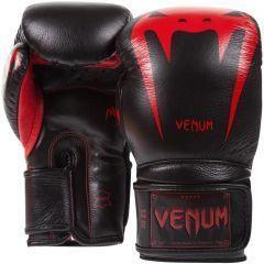 Боксерские перчатки Venum Giant 3.0 - черный/красный
