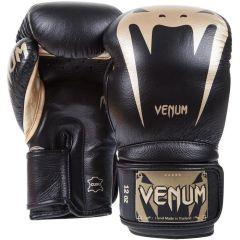 Боксерские перчатки Venum Giant 3.0 - черный/золото