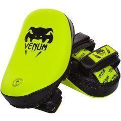 Тайпэды Venum Light Kick Pad - салатовый/черный