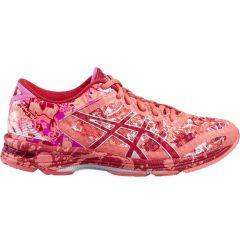 Женские кроссовки Asics Gel Noosa Tri 11 - розовый/красный