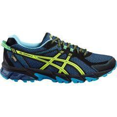 Кроссовки Asics Gel-Sonoma 2 G-TX - черный/желтый/синий