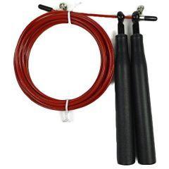 Скоростная скакалка Heavy Sport SR-1 - черный/красный