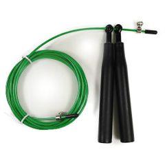 Скоростная скакалка Heavy Sport SR-1 - черный/зеленый