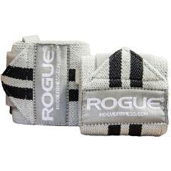 Кистевые бинты Rogue Wrist Wraps - серый/черный