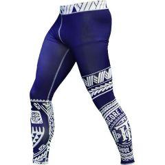 Компрессионные штаны Hardcore Training Ta moko