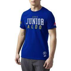 Футболка Reebok UFC Jose Aldo - синяя