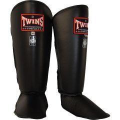 Защита ног (шингарды) Twins Special TSG-TSG - черный
