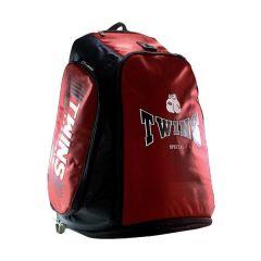 Универсальная сумка-рюкзак Twins - черный/красный