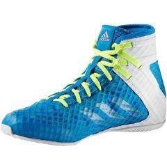 Боксерки Adidas Speedex 16.1 - синий/белый