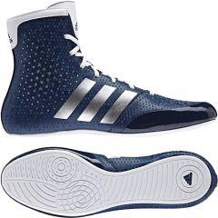 Боксёрки Adidas KO Legend 16.2 - синий/белый