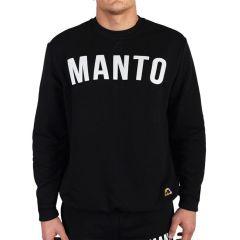 Свитшот Manto Classic Arc - черный