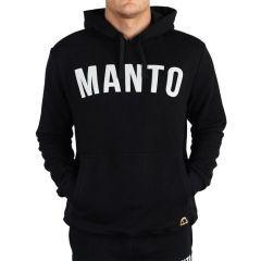 Худи Manto Classic Arc - черный