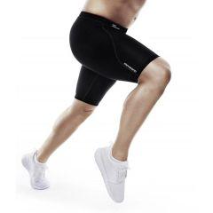 Компрессионные шорты Rehband 614006 - черный
